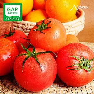 데프니스 토마토 4 5번과 2kg  [티몬균일가] 과육이 단단 유럽종 데프니스 토마토 3kg