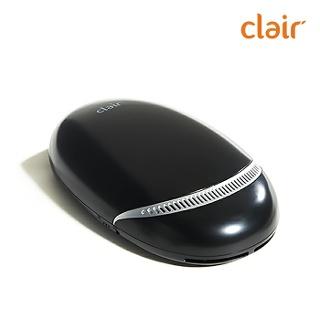 클레어 차량용 공기청정기 페블 BU1125 블랙 BU1125 에버링크 터치미 프로 손난로 핑크 [화이트데이] 클레어 공기청정기 모음전 가정용 차량용 휴대용