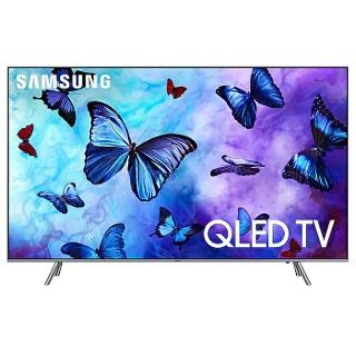 삼성 QN75Q6FNAFXKR 75인치 TV 4K QLED  관부가세포함  스탠드설치 무료 삼성전자 스탠드형 [해외직구] 삼성 75인치 QN75Q6FN