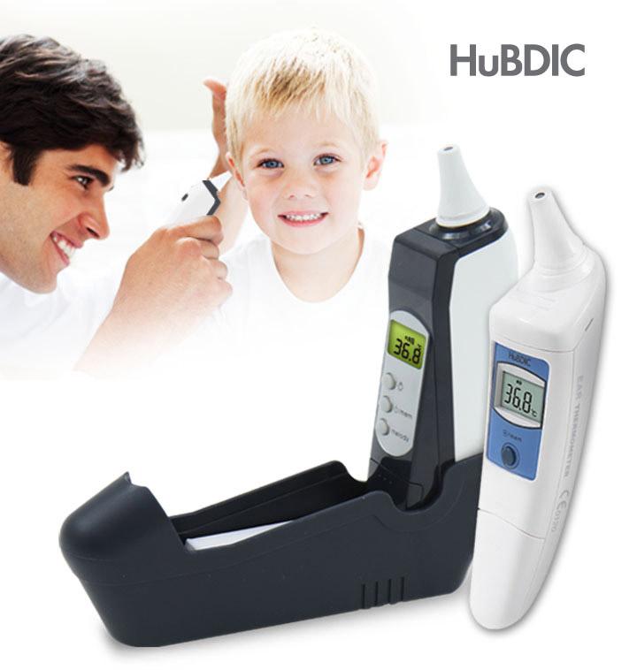 [휴비딕] 소중한 우리 가족의 체온측정 토미 귀 체온계 3종
