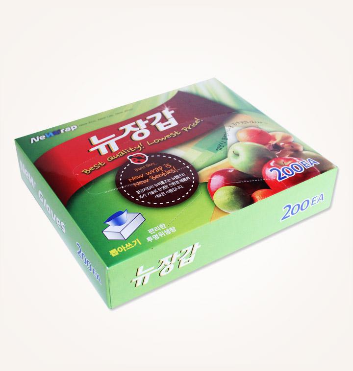[슈퍼마트] 태화 뉴장갑200매