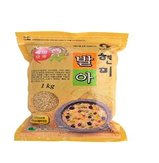 [슈퍼마트]발아현미 1kg 1개