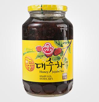 [슈퍼마트]오뚜기 꿀대추차-7 1kg