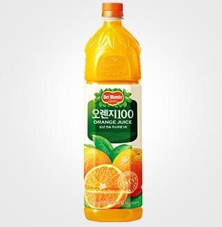 [슈퍼마트]델몬트 오리지널 오렌지100% 1.5L