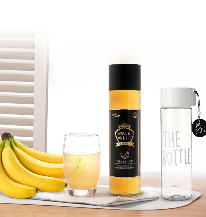 바나나초 500ml