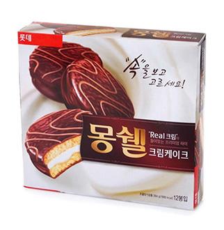[슈퍼마트]몽쉘통통(롯데제과)384g