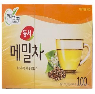 [슈퍼마트]동서식품 메밀차(티백) 100T