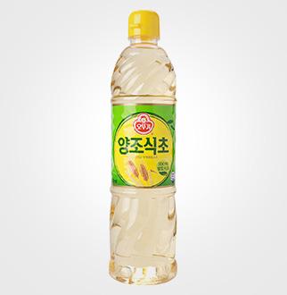 [슈퍼마트]오뚜기 양조 식초 900ml