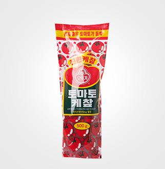[슈퍼마트]오뚜기 토마토 케찹 500g