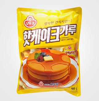 [슈퍼마트]오뚜기 핫케이크가루 500g