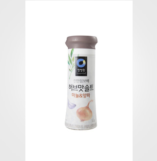 [슈퍼마트]청정원 허브맛솔트마늘&양파