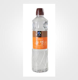 [슈퍼마트]청정원 물엿 1.2kg