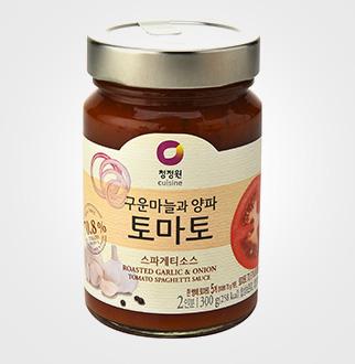 [슈퍼마트]청정원 토마토 소스 300g