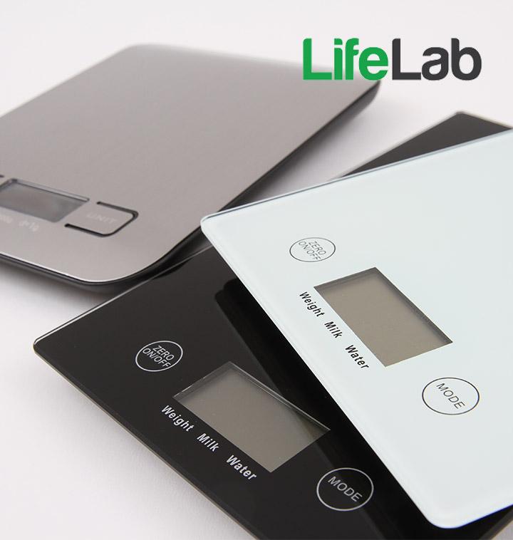 [LifeLab] 디지털 주방저울 + 적외선 온도계