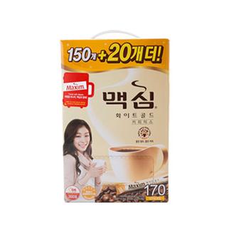 [슈퍼마트]맥심 모카골드&화이트골드 150T+20T
