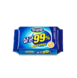 [슈퍼마트]무궁화 살균 99% 비누 230g