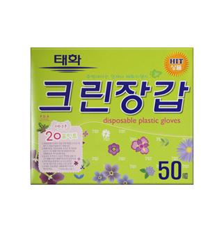 태화 크린장갑-50매 (23.5*28*50매)