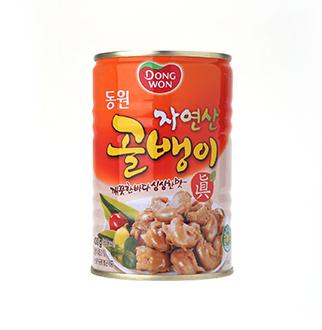 [슈퍼마트]동원 자연산골뱅이 400g