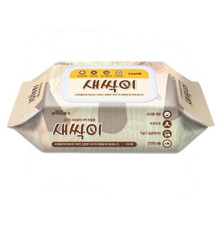 [슈퍼마트]새싹이 캡형 100매