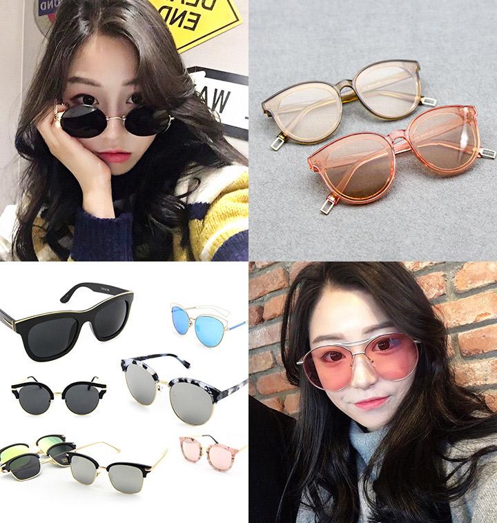 [무료배송] 롤리안 남녀 패션 미러선글라스/ 지금은 선글라스 바꿀 시간