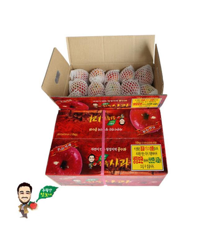 [털보네] 주왕산 빨간 햇사과 9kg 외