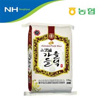 [슈퍼마트]부여농협 가을들녘 10kg
