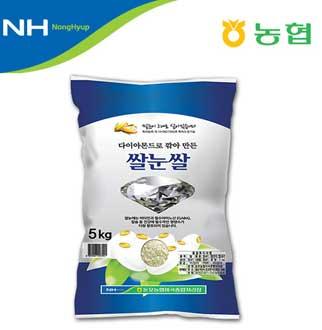 [슈퍼마트]둔포농협 쌀눈쌀5kg