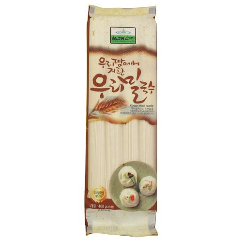 [슈퍼마트]칠갑농산 우리밀국수 400g*1개