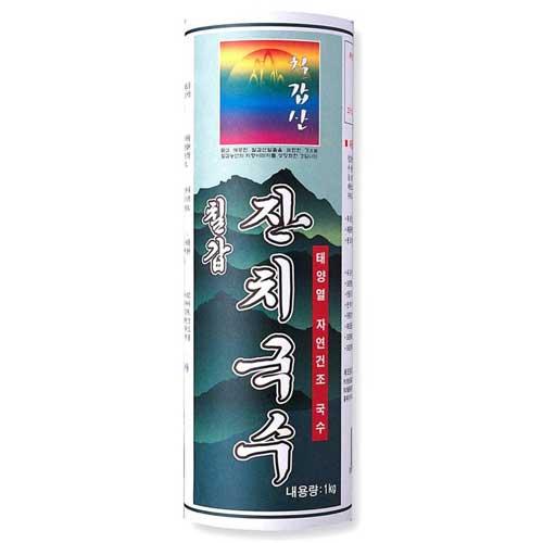 [슈퍼마트]칠갑농산 잔치국수 1kg*1개