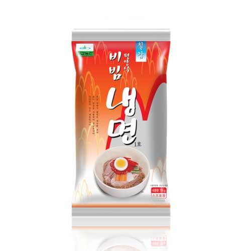 [슈퍼마트]칠갑농산 평양식 건냉면(비빔) 750g*1개