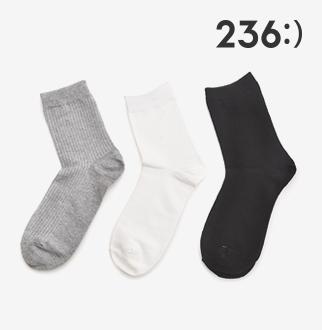 [슈퍼마트] 236:) 감성양말 10종