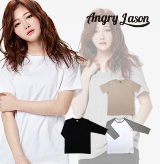 [앵그리제이슨]고퀄리티/인생템 티셔츠