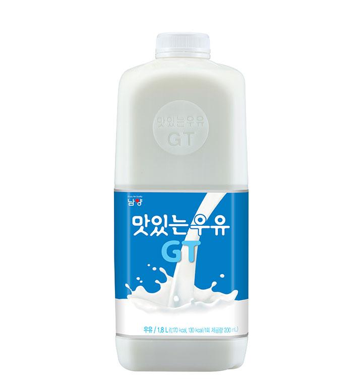 [슈퍼마트] 맛있는 우유 GT 1.8L