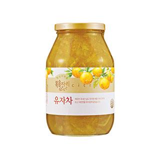 [슈퍼마트]복음자리 유자차 1050g