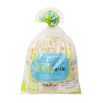 [슈퍼마트] 강릉초당 콩나물 300g