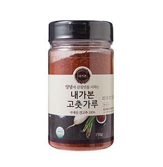 [슈퍼마트]국내산고춧가루(양념용)150g