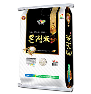[슈퍼마트]17년 햅쌀 부여농협 온정미10kg