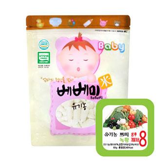 [슈퍼마트] 베베미 유기농 쁘띠 녹황 60g