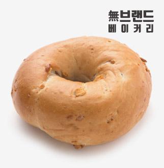 [슈퍼마트]브랜드 월넛베이글 100g*6개