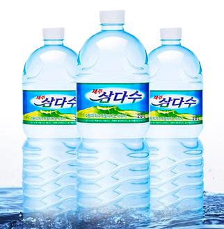 [슈퍼마트]제주 삼다수 2L x 12병