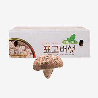 [대용량] 수입 표고버섯 4kg x 1박스