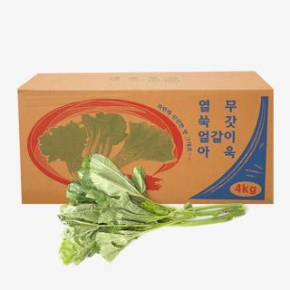 [대용량]아욱 4kg X 1박스
