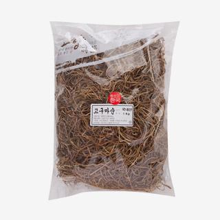 [대용량] 건고구마순(국산) 1kg x 1봉