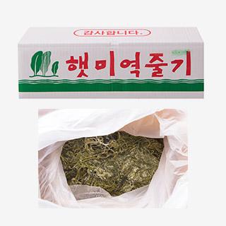 [대용량] 미역줄기 4kg x 1박스