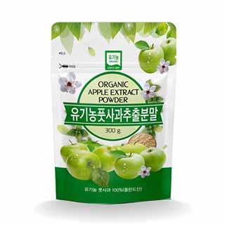 [슈퍼마트]유기농 풋사과분말 300g