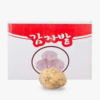 [대용량] 감자 5kg / 10kg1박스