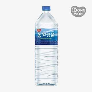 [슈퍼마트]동원 샘물 2L x 12병