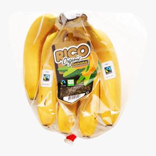 [슈퍼마트] 유기농 바나나 1.1kg내외