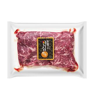 [슈퍼마트]냉장 농협안심한우1등급 불고기 300g