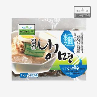 [기한임박]칠갑농산 칠갑냉면 1kg(유통기한 : 2018-09-30)